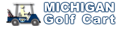 Michigan Golf Cart Mobile Logo