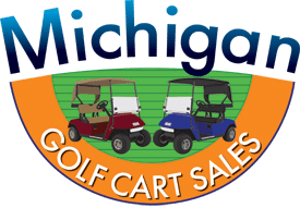 Michigan Golf Carts Logo