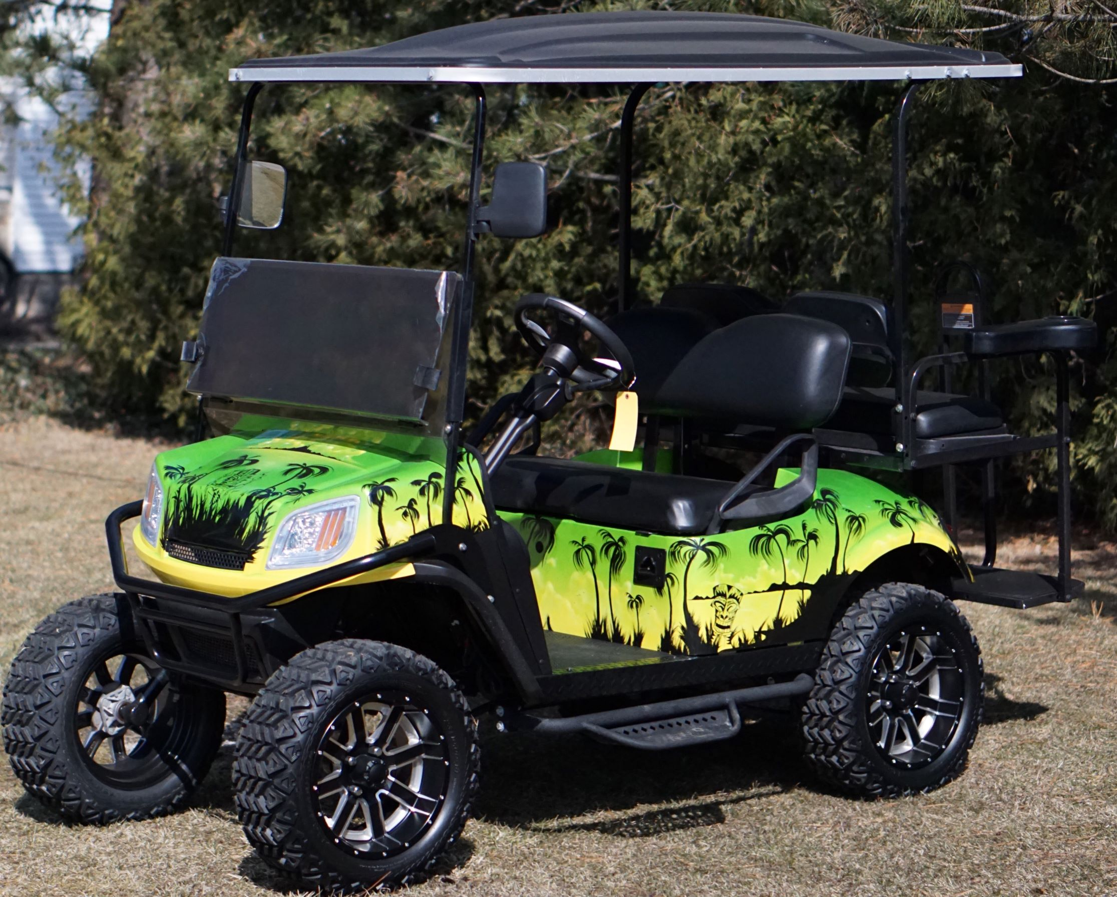 Michigan Golf Carts Is A Ezgo Dealer In Warren Mi 586 979 4940